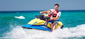 How to Drive Your Jet Ski Rental Safely & Courteously