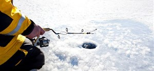 5 Tips for Your First Ice Fishing Trip