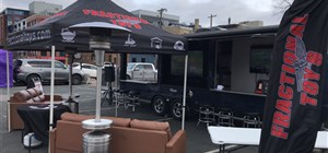 Game Day Trailer: The Ultimate Outdoor Entertainment Experience