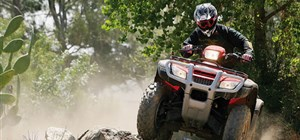 Feeling Cooped Up? Enjoy the Spring Weather on an ATV!
