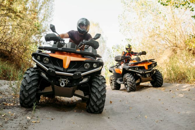 Cold Weather Safety Tips for New ATV Riders