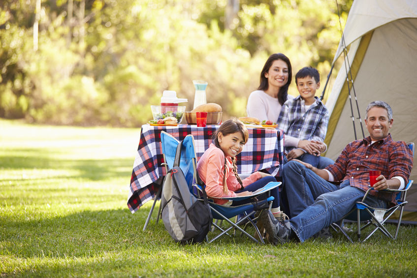 Make the Most of Your Camping Trip On a Budget