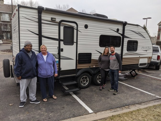 Can You Rent an RV for Temporary Housing?