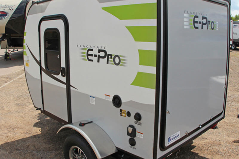 Teardrop Trailer Rental