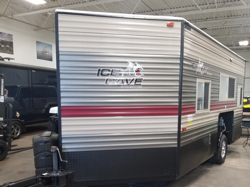 teardrop camper trailer rental Minnesota